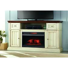 full image for dimplex oxford cherry corner electric fireplace finish antique white um home decorators collection