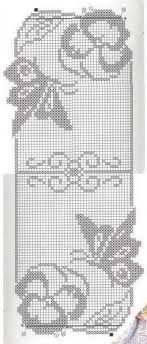 Filet Crochet Charts And Graphs 1484 Best Filet Crochet Charts Images In 2019 Filet