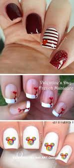 Simple Nail Art Designs Best Nail Art Design Ideas For Valentines Day Naildesign