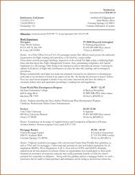 Federal Resume Templates Resume Online Builder