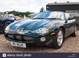 Jaguar Xk8 Stock Photos & Jaguar Xk8 Stock Images - Alamy