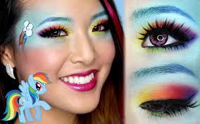 makeup ideas makeup videos on you rainbow dash makeup tutorial you