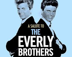 The everly brothers were the children of country and western singers and performed on the family radio the everly brothers were elected to the rock 'n' roll hall of fame in its first year, 1986, and. At A Glance Salute The Everly Brothers The Daily Courier Prescott Az