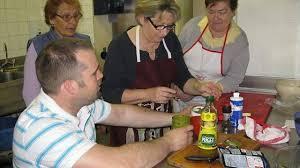Un Cours De Cuisine Avec Le Professeur Tortevois