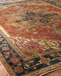 exquisite rugs washed serapi rug 4 x 6