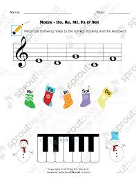 Fun and Learn Music » Portfolio Categories » Worksheets