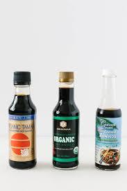 Apa Itu Light Soy Sauce Tamari Vs Soy Sauce Vs Coconut Aminos Downshiftology
