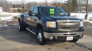 2010 GMC Sierra 3500 For Sale at Koehne Chevy, Marinette, WI - YouTube