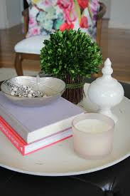 how to style a round coffee table decor fix regarding plans 12