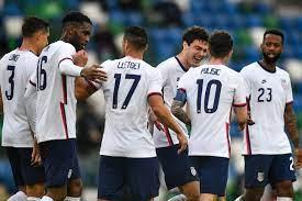 USMNT friendly against Switzerland ...