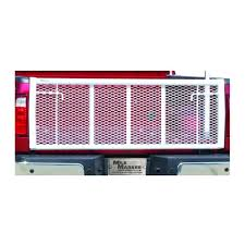 Go Industries Inc 6618 Air Flow Tailgate White Painted for Select ...