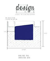 rug under queen bed size for king designs to fit placement