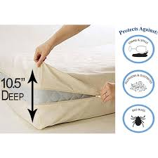 zippered mattress protector. Linen Store. Deluxe Vinyl Zippered Mattress Protector Zippered Mattress Protector