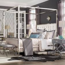 Solivita Queen-size Chrome Metal Poster Bed by iNSPIRE Q Bold - Free  Shipping Today - Overstock.com - 16568896