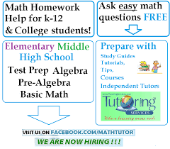 algebra learning resources
