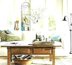 Pottery Barn Living Room Designs Awesome Design