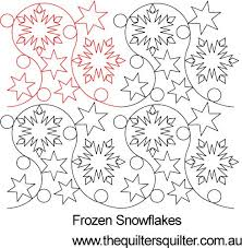 The Quilter's Quilter :: Digital Quilting Patterns :: Pantographs ... & The Quilter's Quilter :: Digital Quilting Patterns :: Pantographs :: Kids  :: Frozen Snowflakes Adamdwight.com