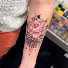 значение татуировки пион обозначение тату пион что значит
