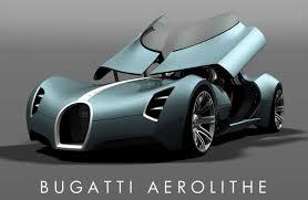 Futuristic Concepts New Concept Cars The Bugatti Aerolithe Concept Is A Futuristic