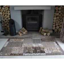 rare fireplace hearth rugs interior decor fireside oon