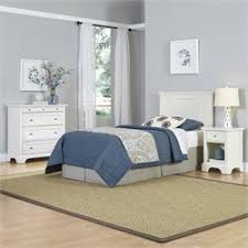 home styles bedroom furniture. Home Styles Naples Twin 3 Piece Bedroom Set In White Furniture R