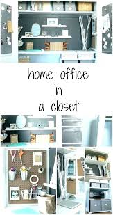 turn closet home office. Turn Closet Into Office Desk Area Bedroom Home I