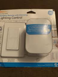 ge myselectsmart dimmable wireless