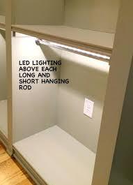 closet lighting led. Fine Closet Led Pantry Light Closet Lights With Regard To Best Lighting Ideas On  Wardrobe Automatic Strip Throughout Closet Lighting Led G