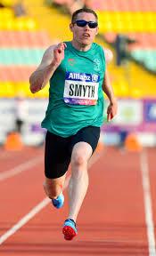 Smyth Breezes Through to Final — Paralympics Ireland
