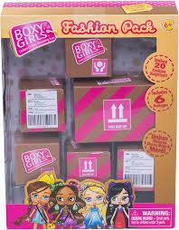 Игровой <b>набор 1TOY</b> из 6 посылок с сюрпризом для кукол Boxy ...