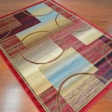 contemporary area rugs 5 8 unique contempo red area rug collection of contemporary area rugs