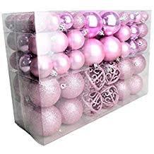 Suchergebnis Auf Amazonde Für Christbaumschmuck Pink