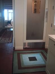 linoleum rug for the gold s inlayfloors com