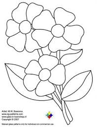 Stained Glass Flower Patterns Adorable StainedGlassPatternsFlowers Free Stained Glass Patternsflowers