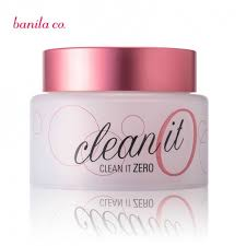 banila clean it zero makeup remover 100ml