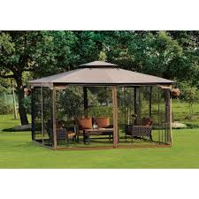 Full Size of Outdoor:fascinating Screened Gazebo Tent Q Outdoor Luxury  Screened Gazebo Tent Outdoor ...