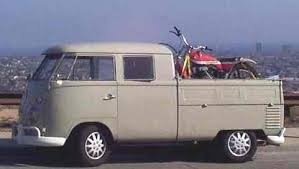 1960 VW Double Cab