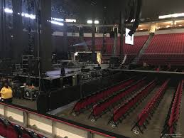 Save Mart Seating Chart Fresno Ca Save Mart Center Section 121 Rateyourseats Com