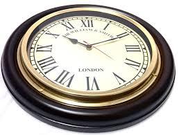 office wall clocks large. Artshai Big 41 Cm (16) Antique Look Wall Clock. Home \u0026 Office Clocks Large