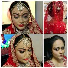 bridal hair and makeup stylist mobile in durban