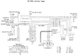honda ct k wiring diagram honda wiring diagrams