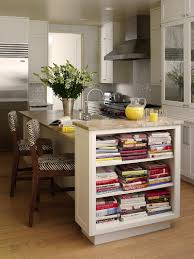 convenient placement of the open shelves in the kitchen design tara seawright