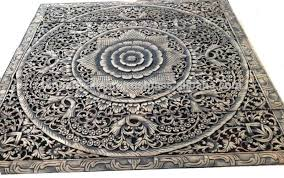 carved wood panels wall art buy wood carving teak wood carving intended for wood on carved medallion wall art panels set of 4 with 20 best wood carved wall art panels wall art ideas
