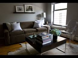 brown and grey living rooms you