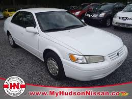 1997 Toyota Camry LE in Super White - 810873   Autos of Asia ...