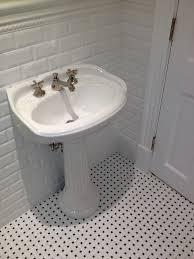 bathroom remodel boston. Beacon St. Boston After Bathroom Remodel Showing New Pedestal Sink O
