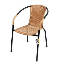 livingroom hampton bay mix and match stackable wicker outdoor bistro chair in cushion chairs french