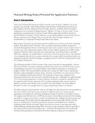 Narrative Essay Examples High School Example For Highschool