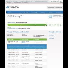 Poshmark Tracking Tracking Info