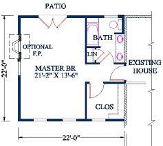 Convert Garage Into Master Bedroom Suite Plans Garage Additions With Room  Above Plans Master Bedroom Bathroom Addition Plans Garage Additions With  Room ...
